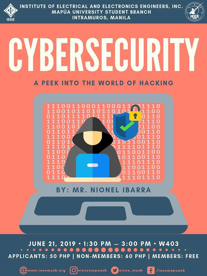 Cybersecurity: A Peek into the World of Hacking