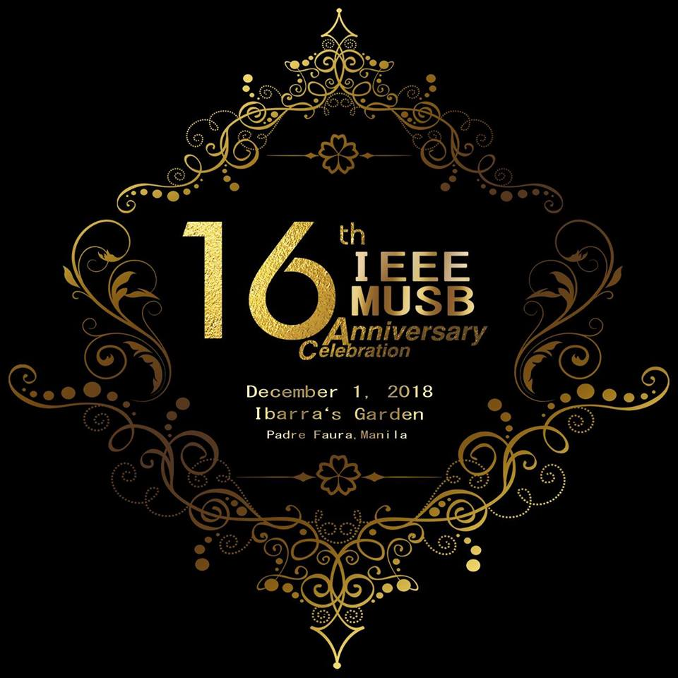 IEEE-MUSB 16th Anniversary Celebration